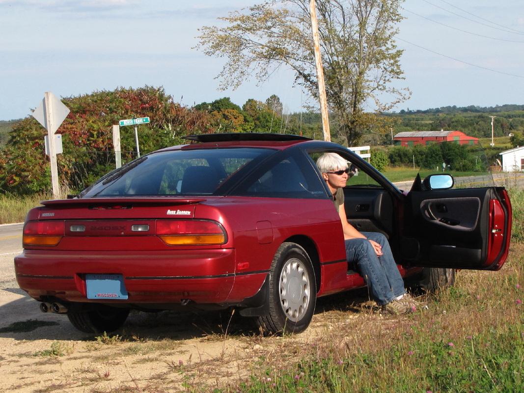 Nissan 240sx fastback